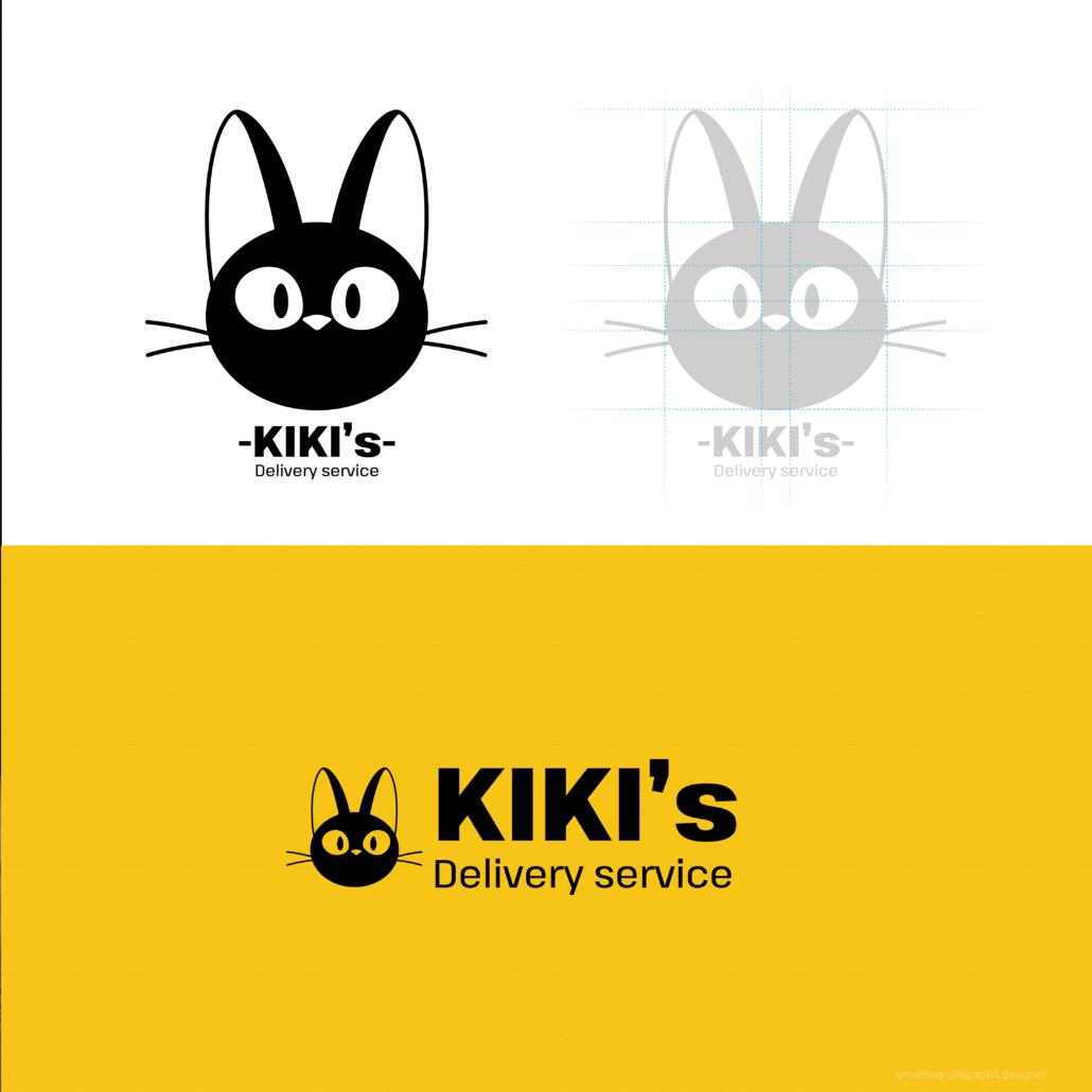 Studio logo Kiki's delivery service