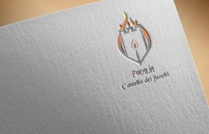Logo su carta